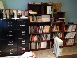 Genealogy Shelves