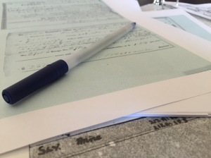 PaperDocumentsPen