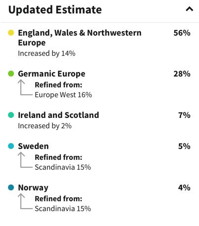 DNA ethnicity update1