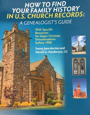 ChurchRecordsBook
