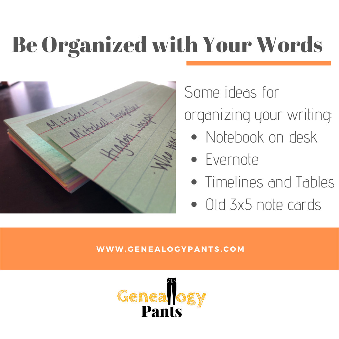 Be Organized With Your Words-2