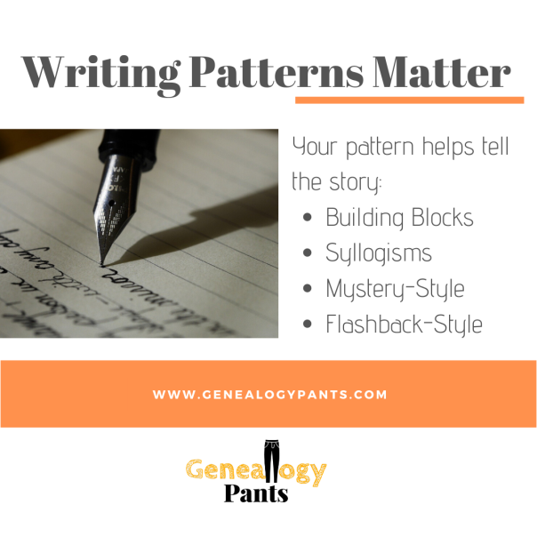 Writing Patterns Matter