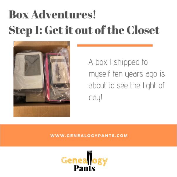 Box Adventures_ Closet